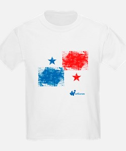 Panama Flag T-Shirt