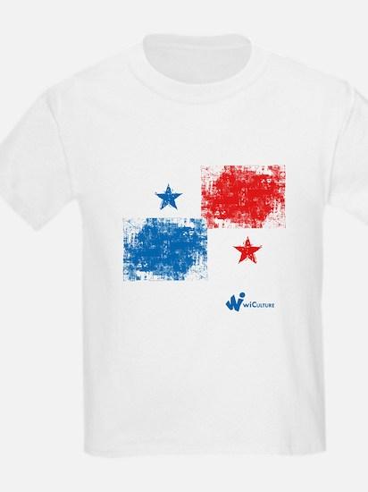 Panama Flag T-Shirt