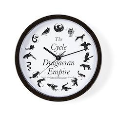 Dragaeran Cycle Wall Clock