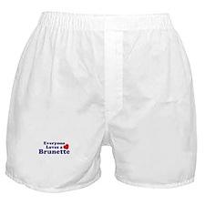 Unique Everyone loves Boxer Shorts