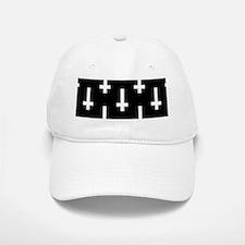 upside down cross Cap