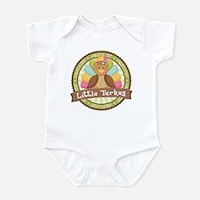 Little Turkey Infant Bodysuit