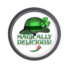 Magically Delicious 2 Wall Clock