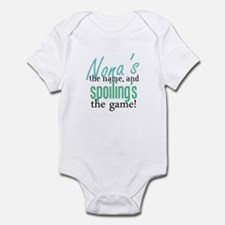 Nona's the Name, and Spoiling's the Game! Infant B