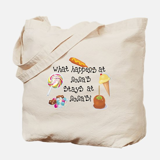 What Happens at Nona's... Tote Bag