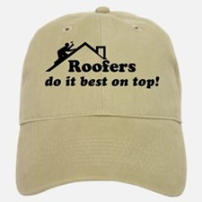 Roofer Baseball Baseball Cap