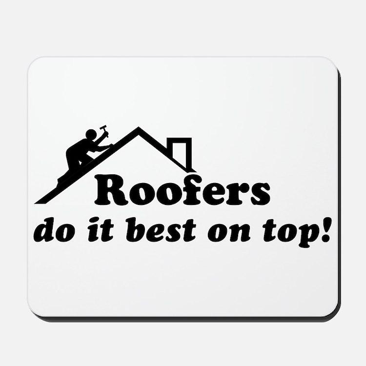Roofer Mousepad