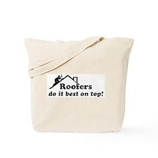Roofer Tote Bag