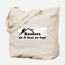 Roofer Tote Bag