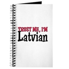 Trust Me I'm Latvian Journal
