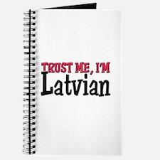 Trust Me I'm Latvian Journal