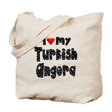 Turkish Angora Tote Bag
