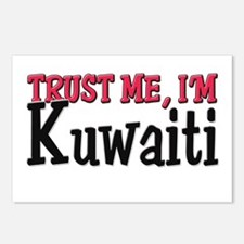 Trust Me I'm Kuwaiti Postcards (Package of 8)