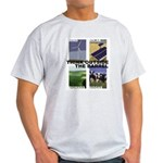 Think Outside the Barrel Light T-Shirt