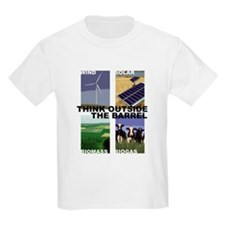 Think Outside the Barrel T-Shirt