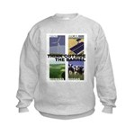Think Outside the Barrel Kids Sweatshirt