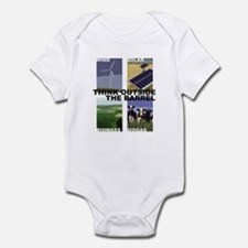 Think Outside the Barrel Infant Bodysuit