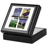 Energy conservation Keepsake Boxes