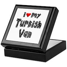 Turkish Van Keepsake Box
