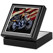 Chopper Keepsake Box