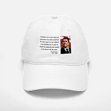 Ronald Reagan 9 Baseball Baseball Cap