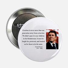 """Ronald Reagan 9 2.25"""" Button"""