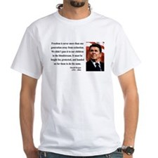 Ronald Reagan 9 Shirt