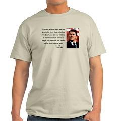 Ronald Reagan 9 T-Shirt