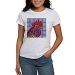 Psycho Rooster Women's T-Shirt
