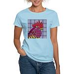 Psycho Rooster Women's Light T-Shirt