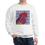 Psycho Rooster Sweatshirt