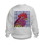 Psycho Rooster Kids Sweatshirt