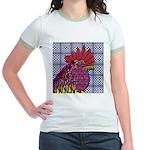 Psycho Rooster Jr. Ringer T-Shirt