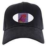 Psycho Rooster Black Cap