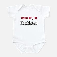 Trust Me I'm Kazakhstani Infant Bodysuit