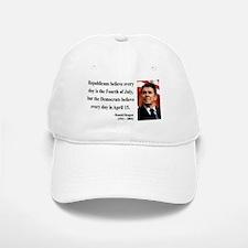 Ronald Reagan 10 Baseball Baseball Cap