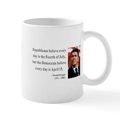 Ronald Reagan 10 Mug