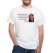 Ronald Reagan 10 Shirt