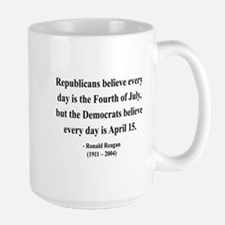 Ronald Reagan 10 Mug
