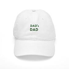 """Dad's Dad"" Baseball Cap"