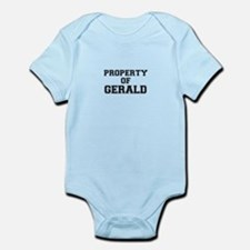 Property of GERALD Body Suit