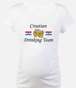 Croatian Drinking Team Shirt