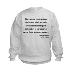 Ronald Reagan 13 Sweatshirt