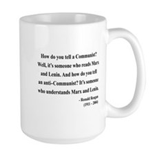 Ronald Reagan 14 Mug