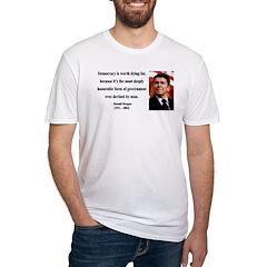 Ronald Reagan 15 Shirt
