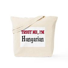 Trusty Me I'm Hungarian Tote Bag
