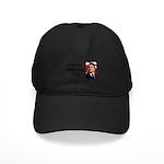 Ronald Reagan 16 Black Cap