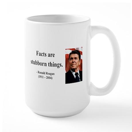 Ronald Reagan 16 Large Mug