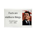 Ronald Reagan 16 Rectangle Magnet