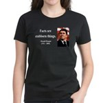 Ronald Reagan 16 Women's Dark T-Shirt